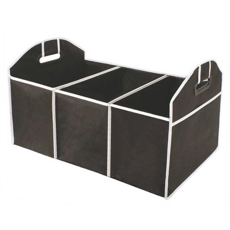 Органайзер для багажника автомобиля, сумка для хранения на заднем сиденье, многофункциональная ткань Оксфорд, органайзер для заднего сиденья автомобиля, аксессуары для интерьера