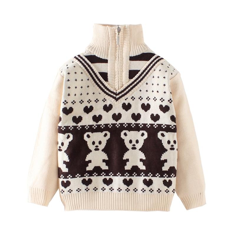Mudkingdomобувь для мальчиков маленьких свитер с изображением