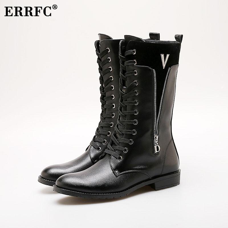 ERRFC Hot Selling Mens High Top Long