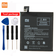 Original Xiaomi BM46 Phone battery For Redmi Note 3 note3 Pro/Prime 4000mAh