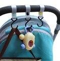 Детские коляски крюк липучке поддержки (нагрузка 3.5 кг) (6 ШТ./ЛОТ) YYT164