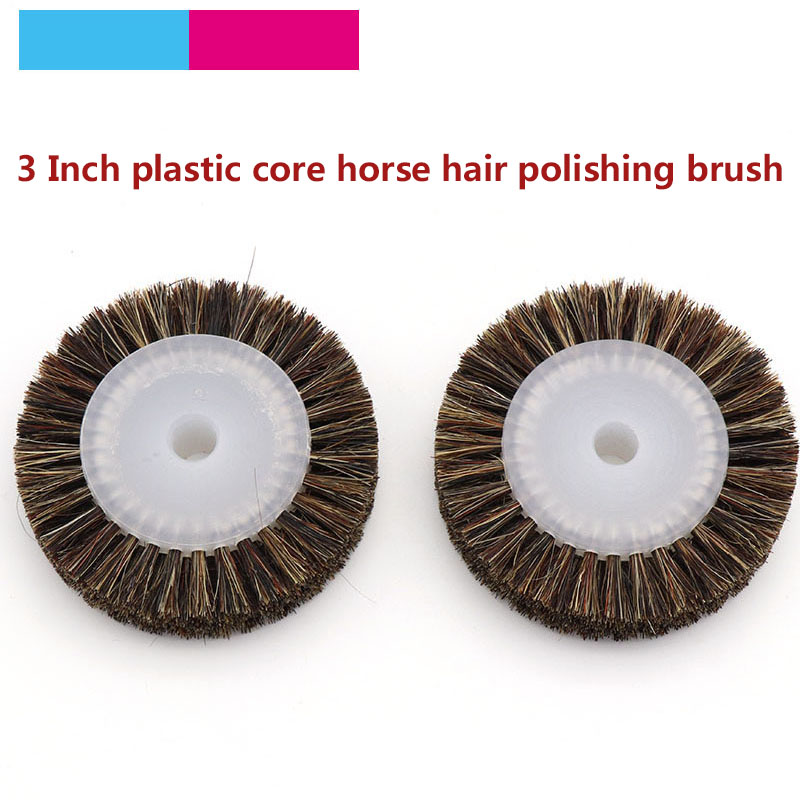 Abrasive Wheel Brush 80mm Grinding Polishing For Stone Wood Jewelry Accessories