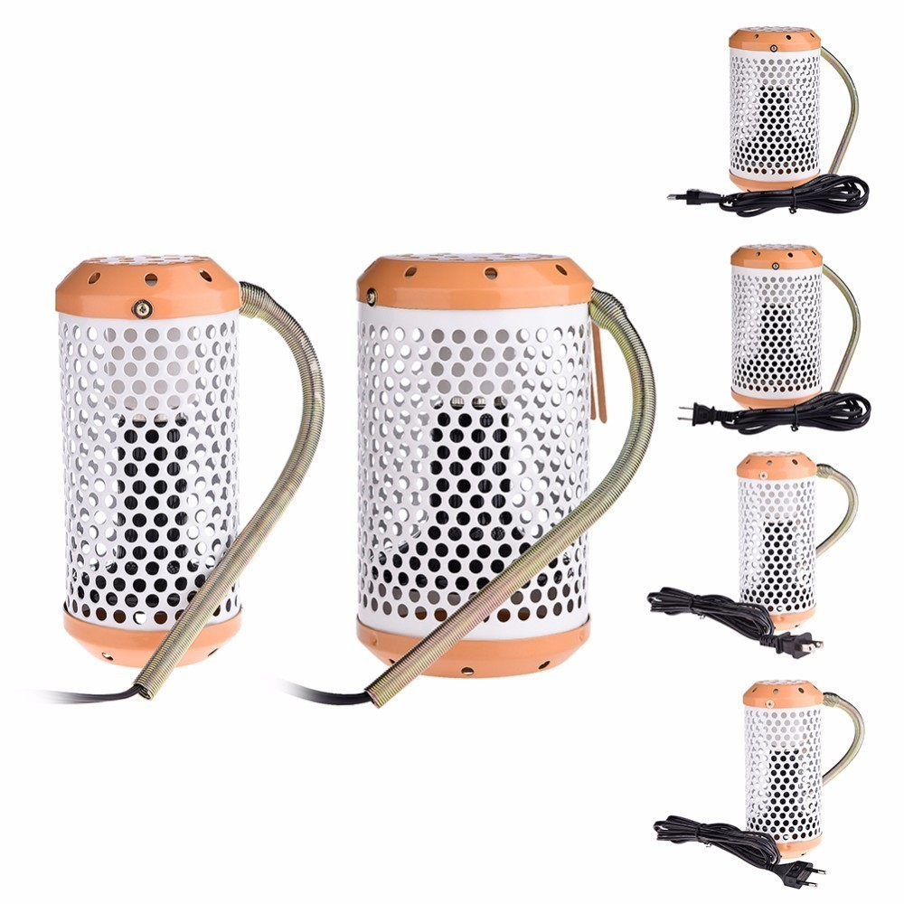 40W / 100W Pet Reptiles Infrared Heating Lamp UV Ceramic Heat Preservation Lights Infrared Ceramic Emitter Heat Light Lamp Bulb