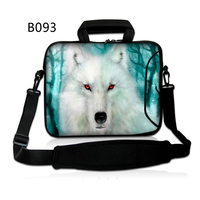 Wolf 14 15 15 6 Inch Notebook Laptop Messenger Bag For Dell Inspiron HP ENVY 14