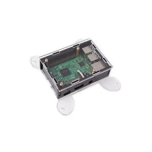 Image 1 - Transparent Acrylic Case Cover Shell Enclosure Box for Raspberry PI 3 /Model B +/ Model B (NO Raspberry PI Board )