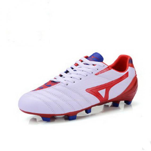 Botines Botas De Futbol Original 2017 de Spike Zapatos de Fútbol de Los Hombres Rotos Zapatos de Entrenamiento de Uñas Hierba Niños Deportes antideslizantes zapatillas de deporte