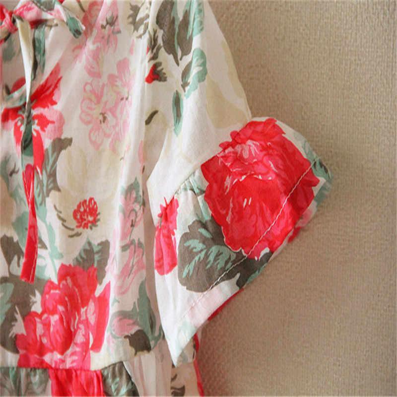 PUDCOCO เด็กวัยหัดเดินชุดเด็กทารกเสื้อผ้าฤดูร้อนเสื้อยืด Tops เสื้อ