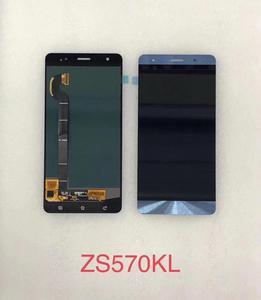 """Image 5 - سريع الأسهم ل ASUS Zenfone 3 ديلوكس Z016S Z016D ZS570KL LCD عرض تعمل باللمس محول الأرقام الجمعية 5.7 """"ل ASUS ZS570KL LCD"""