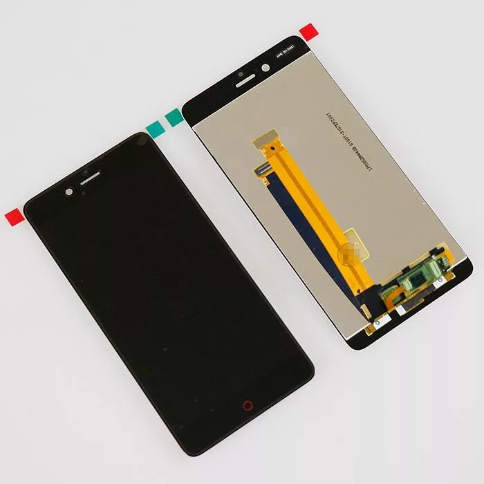 For 5.2 ZTE Nubia Z17 mini NX569J NX569H LCD Display Touch Screen Digitizer Assembly Nubia Z17 mini LCD Replacement