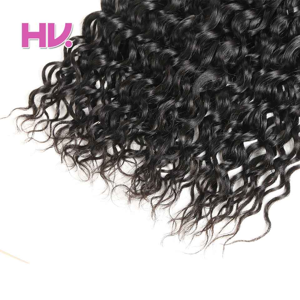 Hair Villa Remy Human Hair Bundles Brazilian Spanish Wave Hair Weave