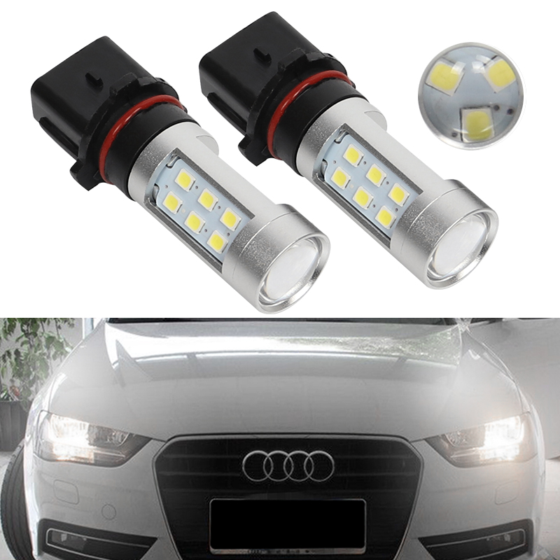 2X For Audi B8 Model A4 or S4 2008 2009 2010 2011 2012 P13W PSX26W Car