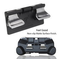 Upgrade Handle Holder Case Button Left3 Right3 Trigger Grips for PS Vita for PSP 1000 2000 Game Pads Accessories for Sony