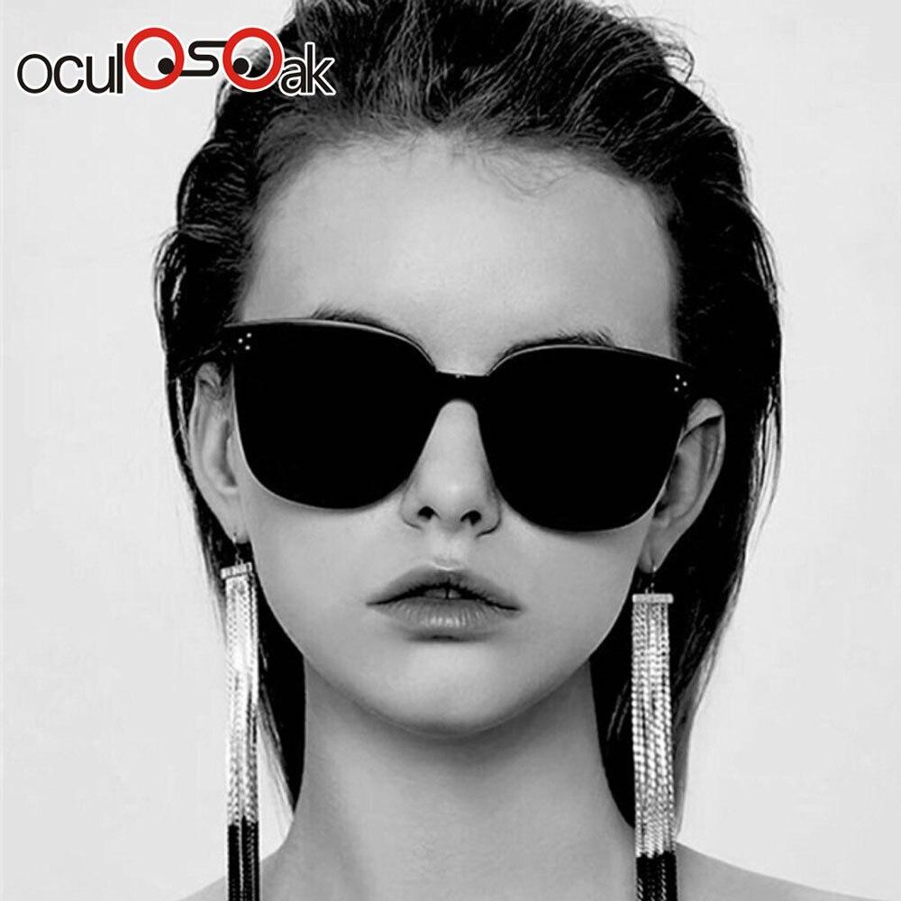 Oculosoak New Fashion Vintage Sunglasses Women Brand Designer Square Sun Glasses Women Glasses Eyewear Male lunette de soleil in Women 39 s Sunglasses from Apparel Accessories