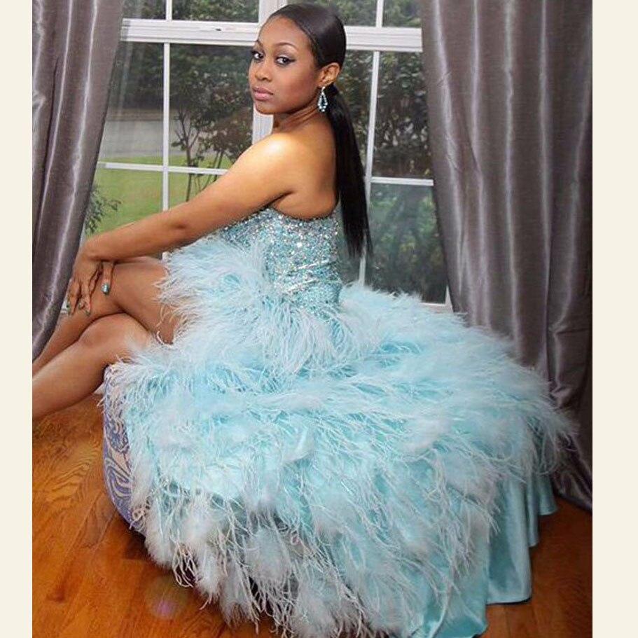 Best Prom Dress Feathers Ideas - Wedding Ideas - memiocall.com
