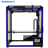 TRONXY X5ST 400 DIY Aluminum 3D Printer Kit 400*400*400mm Large Printing Size With 3.5Touch Screen/Dual Z axis Rod