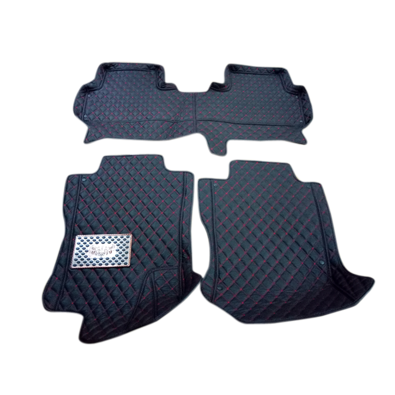 все цены на For Honda CRV 2012 2013 2014  2015 2016  Car-Styling !!  Accessories Interior Leather Carpets Cover Car Foot Mat Floor Pad 1set онлайн