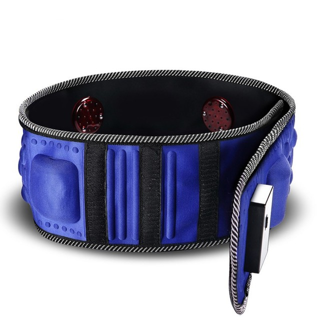 Reduce Weight Thin Waist Belt X5 Times Vibration Massage Burning Fat Lose Weight Shake Shake Belt Slimming Belts