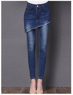 5a6f838d9c15 2017 New Fashion Pearl Wide Leg Jeans Women High Waist Casual Loose Ladies  Jeans Plus Size Flare Denim Pants