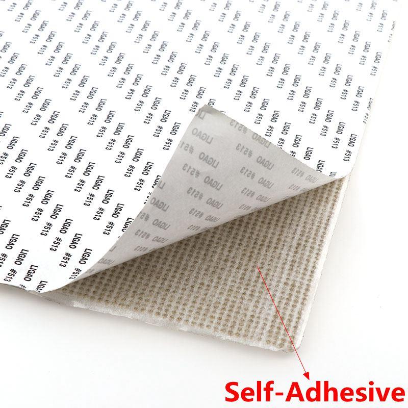 1 Sheet 23.5*40.5cm SS6 Self Adhesive 16000Pcs Bling Glass Pointback Rhinestone Trim Crystal For Car Mobile Sticker