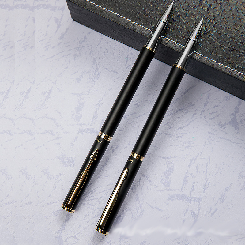 Metal Brand Fountain Pen Iraurita Pen Study Business Fountain Pen Gifts Decor Executive Caneta 6882