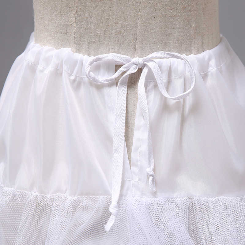 Vestido tul เด็ก Tutu petticoats กระโปรง Tulle เด็ก Crinoline SLIP rockabilly ชุด jupon Enfant ผู้หญิง Cancan