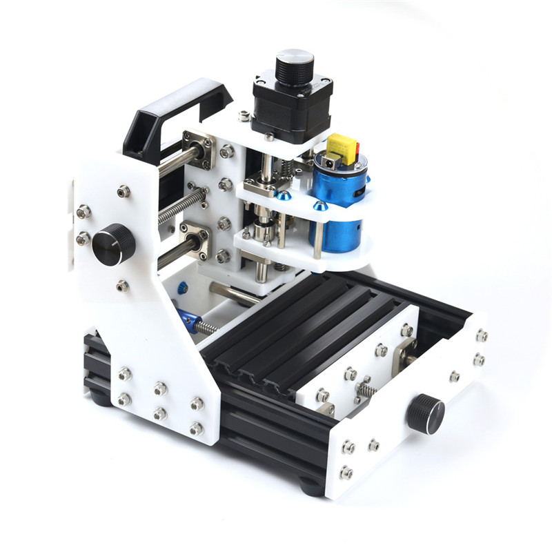 High Quality EleksMill CNC Micro Engraving Machine Without Laser Module Working Area 130x90x40mm