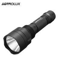 Newest Astrolux C8 XP L HI 1300Lumens 7 4modes A6 Driver Tactical EDC LED Flashlight 18650