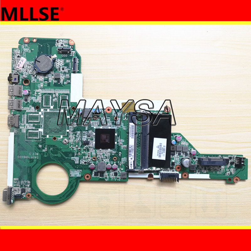 731534-001 731534-501 Fit For HP Pavilion 17Z-E100 17Z Laptop Motherboard A4-5000 CPU Onboard DDR3 DA0R76MB6D0 815248 501 main board for hp 15 ac 15 ac505tu sr29h laptop motherboard abq52 la c811p uma celeron n3050 cpu 1 6 ghz ddr3