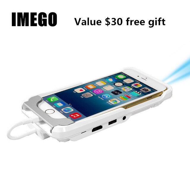 Mini TV Micro DLP Wifi Portable Pocket LED Smartphone