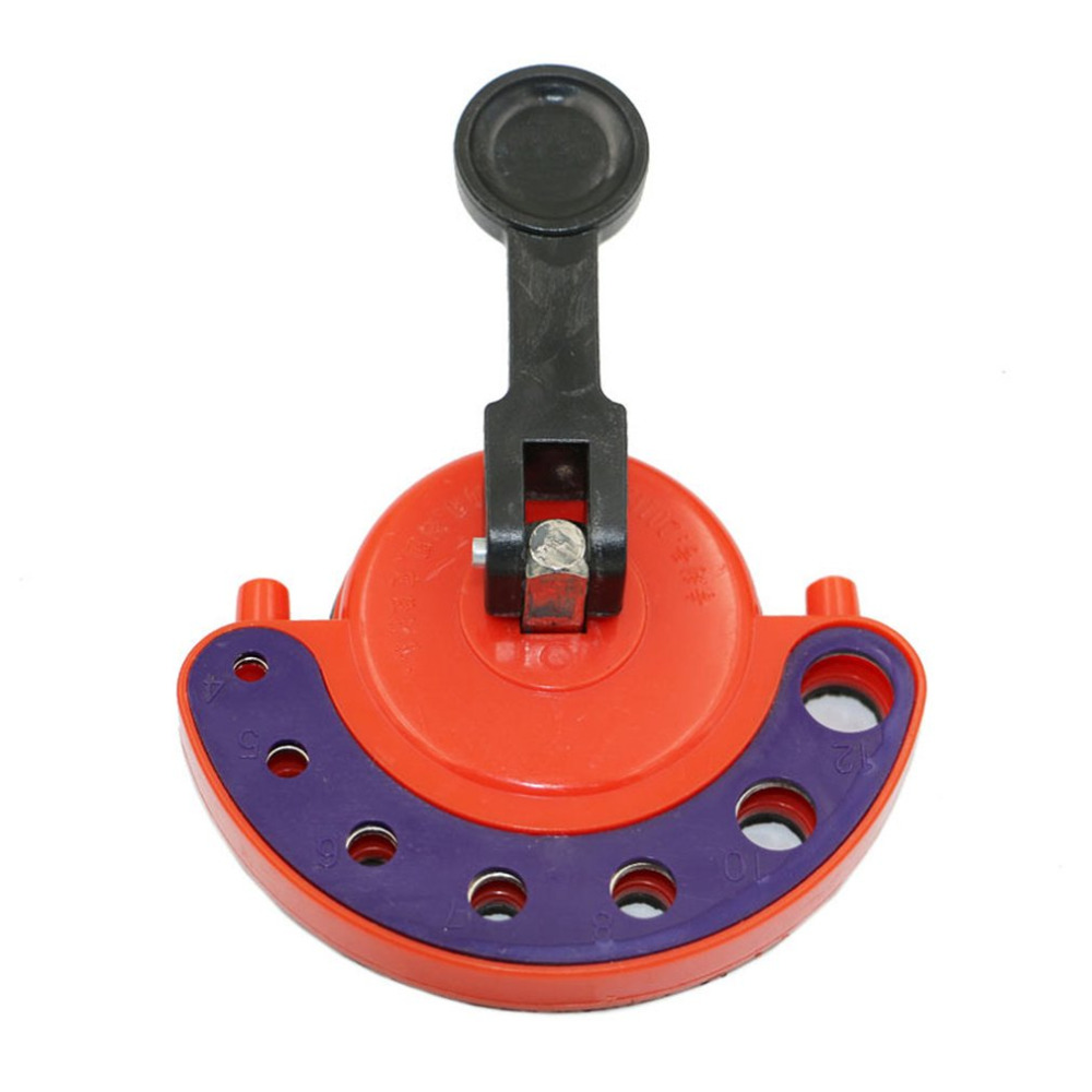 1pcs Adjustable 4-12mm Diamond Drill Bit Tile Glass Hole Saw Core Bit Guide Locator Openings Sucker Vacuum Base Wholesale Sale stones bricks concrete cement stone 50mm wall hole saw drill bit 200mm round rod