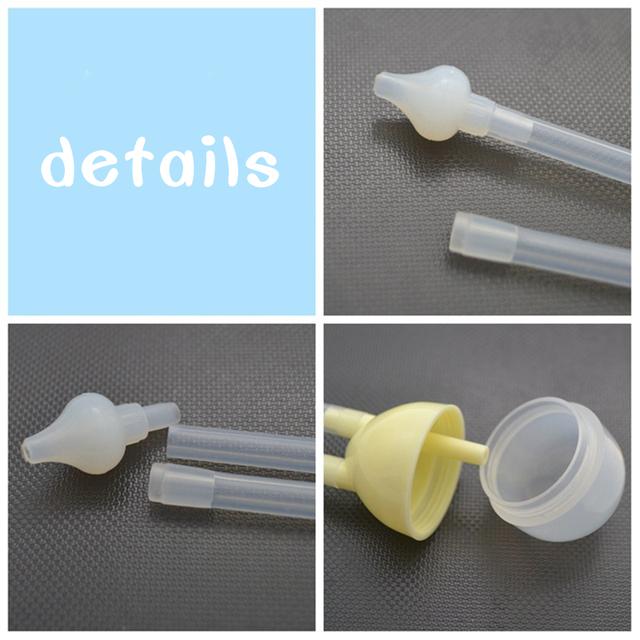 Newborn Vacuum Suction Nasal Aspirator