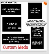 KATE Twenty x Forty Customized Background 6×12 Photography Backdrops Backgrounds for Photo Studio