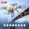 HOT Kvadrokopter SYMA X8HW RC Helicopter FPV RC Drone with Camera wifi FPV Dron RTF Quadrocopter