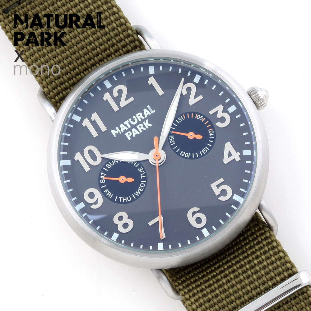 NATURAL PARK Mens Watches Top Brand Luxury Men s Quartz Watch Waterproof Sport Military Watches Men