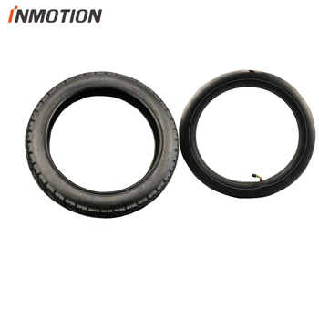Original A Set of Inner Outer Tyre For INMOTION V10 / V10F Unicycle Self Balance Scooter Inner Outer Rubber 16 Inch Tire Tube