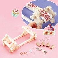 cloverseries 58 631Telescopic type bead loom machine Beaded knitting machine