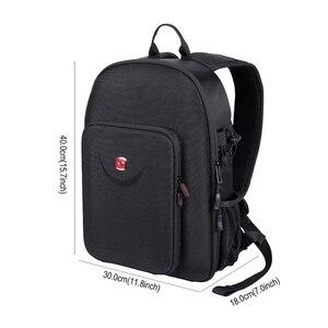 Image 5 - Smatree กระเป๋าเป้สะพายหลังสำหรับ DJI Mavic 2 Pro/Mavic 2 ซูม/GoPro HERO 2018/HERO 7/ 6/5/4/3 +/3