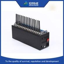 Hot sale wavecom original Q2406B 16 sim 16 port modem pool