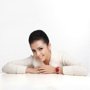 Image 5 - 女性 Dom ブランドの高級ファッションカジュアルユニークな女性腕時計レザークォーツ防水スタイリッシュなレロジオ feminino 205