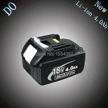 Substituição de Iões Poder para Makita 4000 Mah Nova de Lítio Recarregável Bateria Ferramenta 18 V Bl1830 Bl1815 Lxt400 Bl1840 194230-4 194205-3