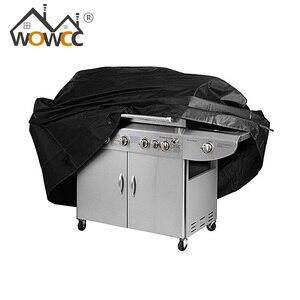 Housse de Barbecue étanche pour Barbecue | 1 pièce, couverture de Barbecue en plein air, protection contre la poussière, accessoires de Barbecue