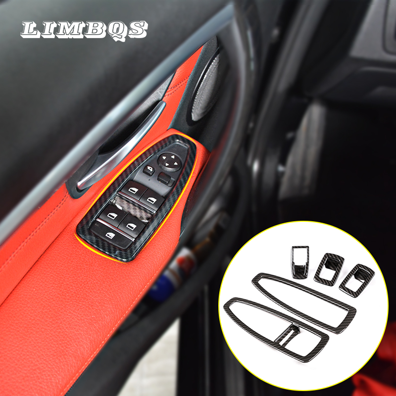 / 2018/ auto accessori interni Alzacristallo switch Frame Trim for X1/ F48/ 2016/