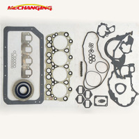4D34 4D34T For MITSUBISHI CANTER ROSA 8V 4.0L Metal Full Set ENGINE HEAD GASKET SET Engine Parts Engine Gasket ME997429