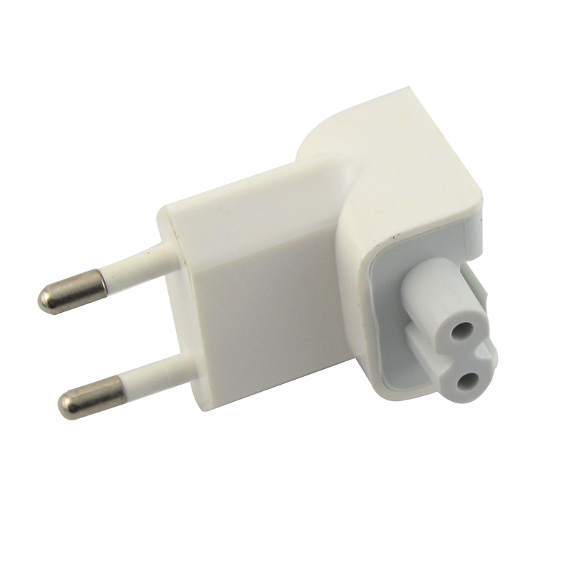 Power Adapter Apple Usb Plug Adapters On Royal Caribbean Ps4 Wheel Adapter Adapter Esata Hdmi: Wall AC Detachable Electrical Euro EU Plug Duck Head For