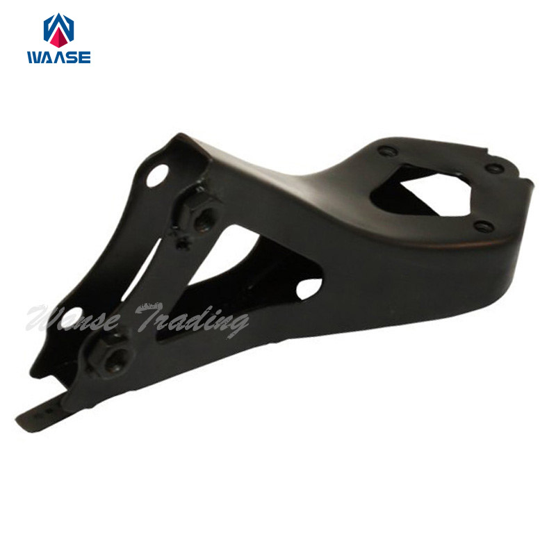 Front Lower Fairing Cowling Headlight Headlamp Stay Bracket For 2001 2002 2003 2004 2005 2006 2007 HONDA CBR600F4i CBR 600 F4i front upper fairing cowling headlight headlamp stay bracket for honda cbr600f4i cbr 600 f4i 2001 2002 2003 2004 2005 2006 2007