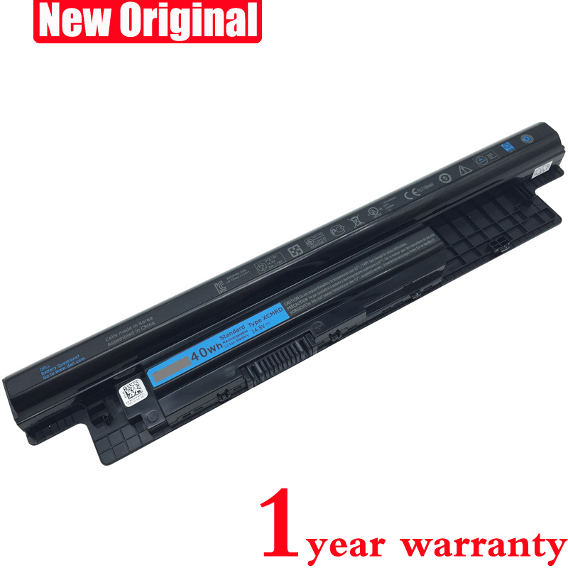 ФОТО 40WH Original Laptop Battery XCMRD For Dell Inspiron 5721 3721 5521 3521 3531 5421 3440  3540 3421 5421 MR90Y 68DTP G35K4 6K73M
