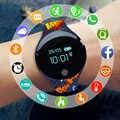موضة الرياضة ساعة الأطفال الاطفال الساعات للفتيات الفتيان الإلكترونية ساعات ليد الرقمية لليد الطفل ساعة المعصم هدية