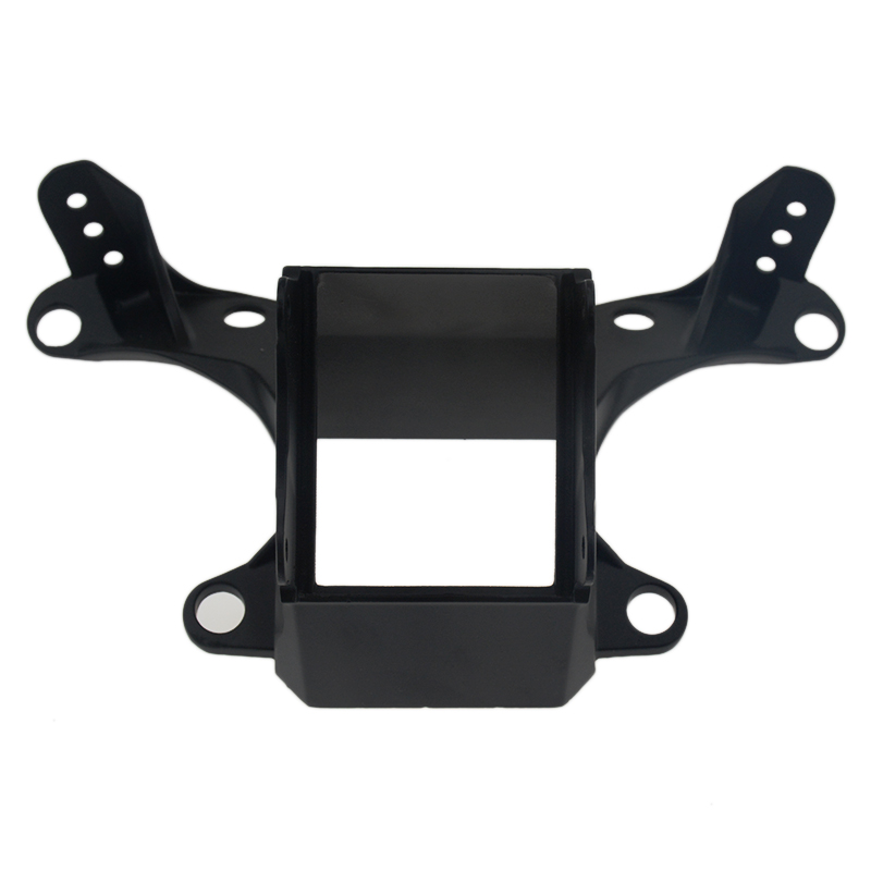 Motorcycle Front Upper Stay Fairing Headlight Bracket For Yamaha YZF R6 YZF-R6 2006-2007 06 2006 2007 for yamaha yzf r6 upper stay fairing bracket 05 r6