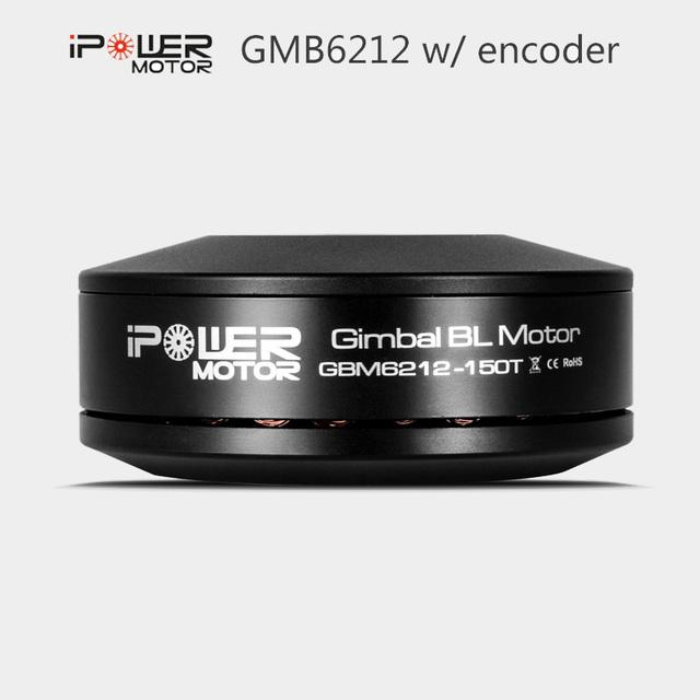 GBM5208H-200T 5208 200 T 6208 6212 Brushless motor gimbal com codificador Magnético para alexmos basecam controlador cardan