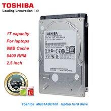 Original Toshiba 1TB Laptop Hard Drive Disk MQ01ABD100 SATA/
